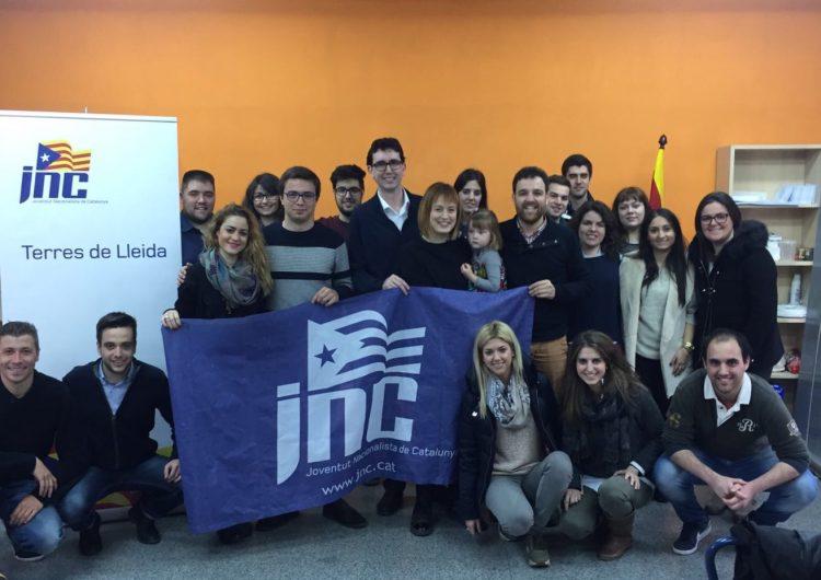 Marc Solanes reelegit coordinador JNC a les Terres de Lleida