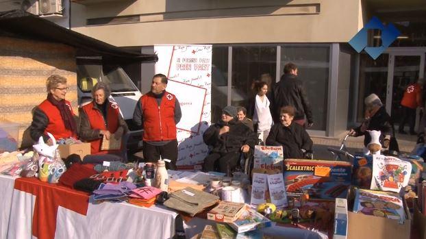"""Els """"avis solidaris"""" tornen a tenir presència als mercats de la comarca"""