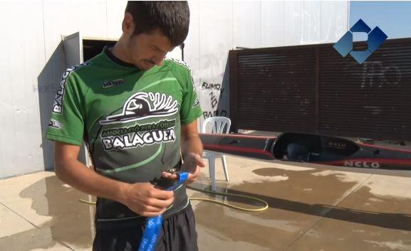 Axel Marcelino ja prepara nous reptes després de proclamar-se campió d'Espanya de quadratló
