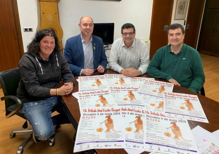 Balaguer acollirà la 14a trobada final d'escoles de bàsquet a nivell territorial