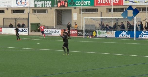 El CF Balaguer guanya a l'Andorra i s'apropa a la salvació matemàtica