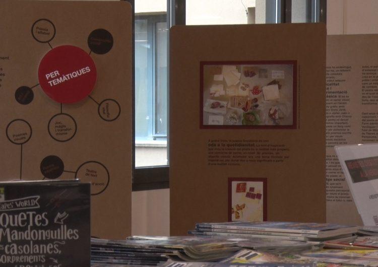 La Biblioteca Margarida de Montferrat acull la mostra 'Brossa polièdric'