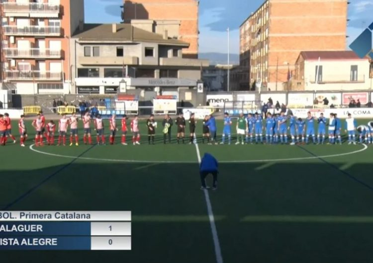 El CF Balaguer de Virgilio Hernández s'estrena amb victòria