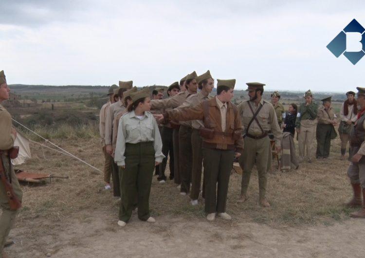 La Noguera reviu la Batalla del Merengue