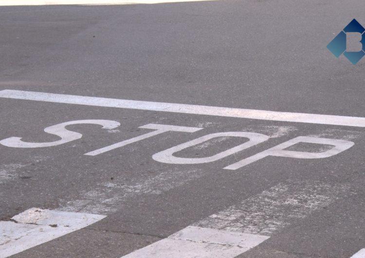 L'Ajuntament de Balaguer millora la senyalització horitzontal del municipi