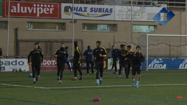 El CF Balaguer es vol refer de la derrota davant l'EFAC Almacelles