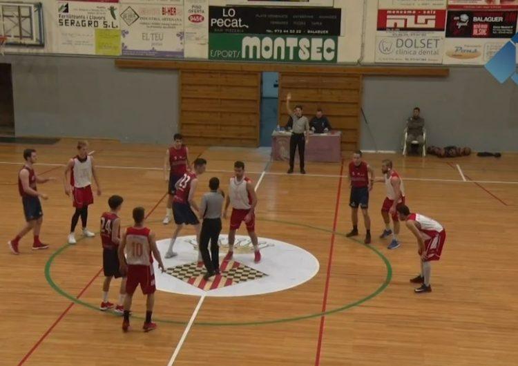 El CB Balaguer Sisvial perd la imbatibilitat en un partit vibrant contra el CB Alpicat