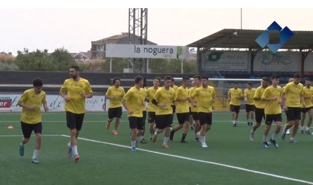 El CF Balaguer prepara la tornada de la Copa Lleida contra el CFJ Mollerussa