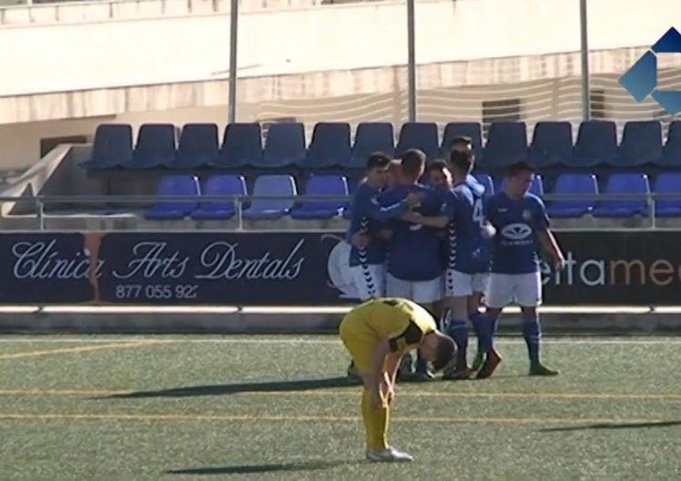 El CF Balaguer torna a perdre i es complica una mica més la salvació