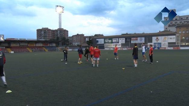 El C.F. Balaguer afronta el derbi amb el Lleida Esportiu B amb un ull posat a Sant Ildefons
