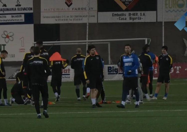 Al CF Balaguer només li val la victòria contra la UE Rapitenca