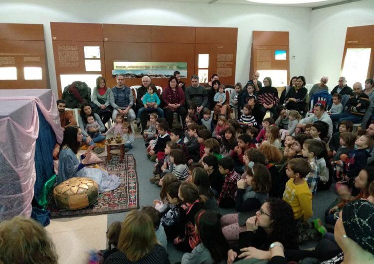 """""""Els contes de les mil i una nits"""" omplen el Museu de la Noguera en la tercera sessió d'Emboirats"""