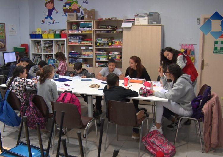 Educació i lleure a Creu Roja Joventut la Noguera en el marc del Dia Universal de la Infància