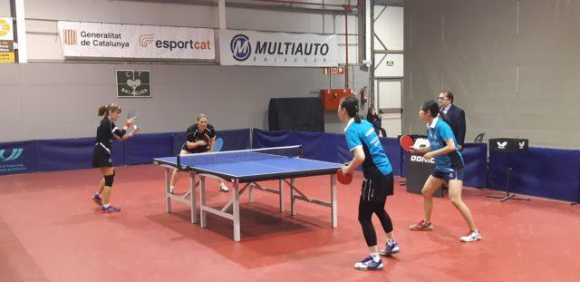 El CTT Balaguer Villart Logístic cau derrotat a casa contra el TM Alicante