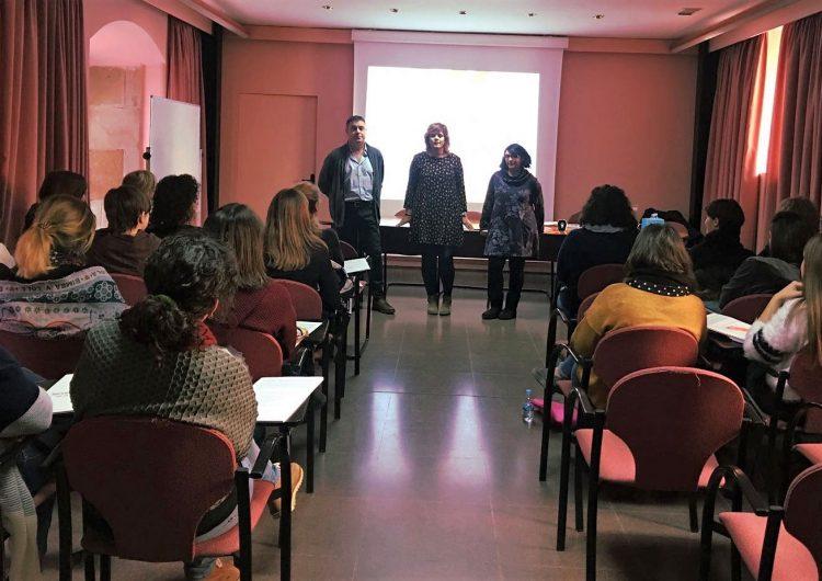 El Consell Comarcal de la Noguera forma a professionals en atenció directa a persones amb discapacitat