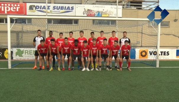 L'equip cadet del CF Balaguer aconsegueix l'ascens a preferent