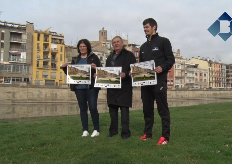 Balaguer es prepara pel Campionat de Catalunya de Caiac Cros