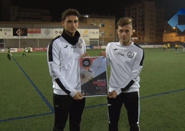 El CF Balaguer presenta el campus de Nadal 2018-2019