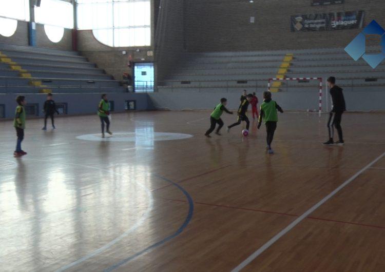 Finalitza el Campus de Nadal del CF Balaguer