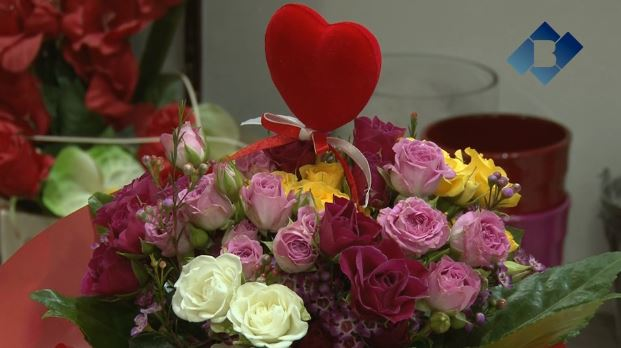 El Dia de Sant Valentí, un impuls pel comerç de Balaguer
