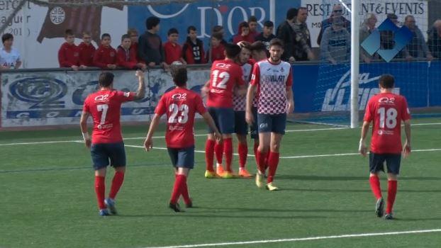 El CF Balaguer continua amb la seva bona ratxa