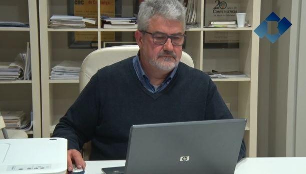 Josep Maria Roigé, candidat del PdeCAT en les pròximes municipals a Balaguer