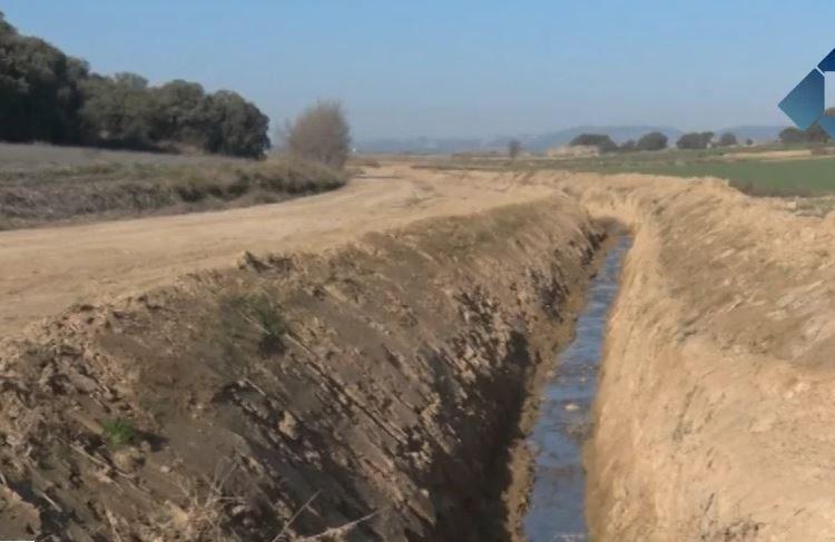 Agricultura inicia les obres de la darrera fase de l'Algerri-Balaguer