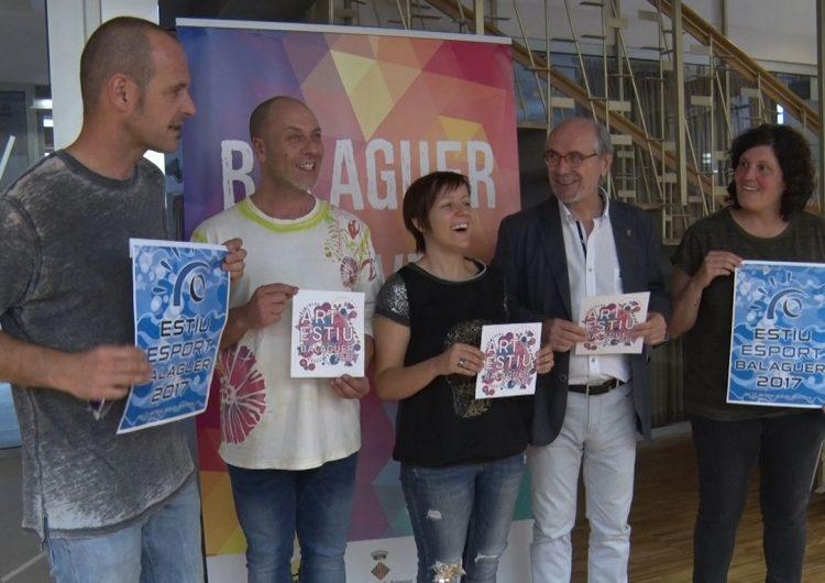 Balaguer presenta el seu estiu més esportiu i cultural