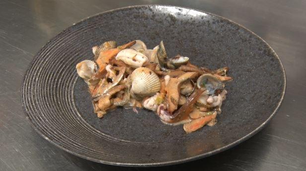 Toc de Xef 154: Saltejat de rovellons i cloïsses del Restaurant Cal Xirricló
