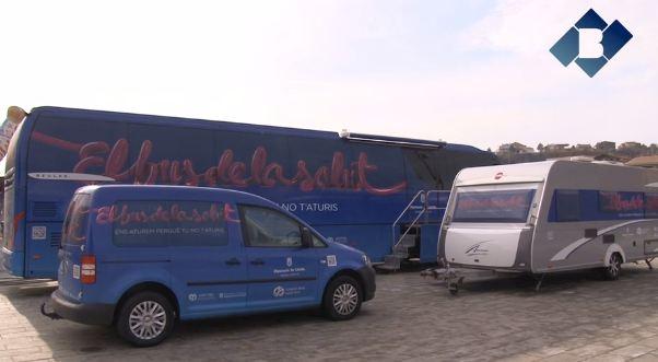 El bus de la salut atén una quarantena de persones a Balaguer