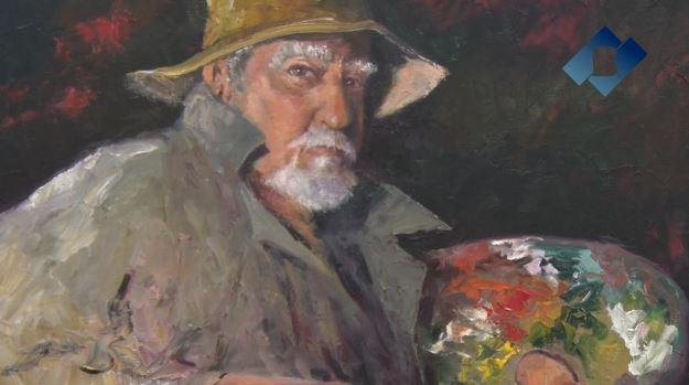 Exposició de l'artista Antoni Borrell a Artesa de Segre