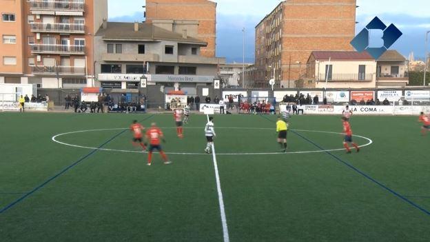 El CF Balaguer empata contra el Sants i suma un punt