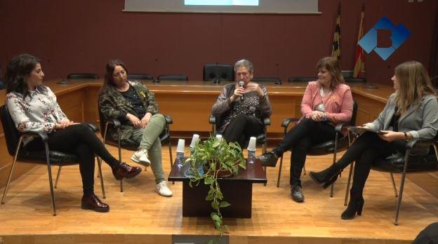 Diferents dones de la comarca expliquen les seves experiències i superacions en commemoració del Dia Internacional de la Dona