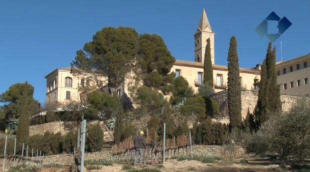 S'incia la poda de les vinyes del Monestir de les Avellanes