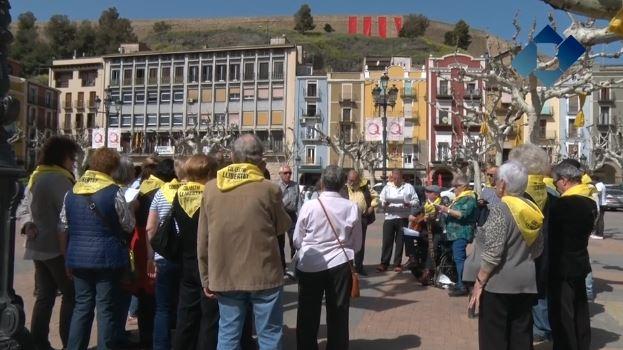 El 'Col·lectiu Llibertat' de Balaguer fa pública la carta que enviarà als polítics empresonats