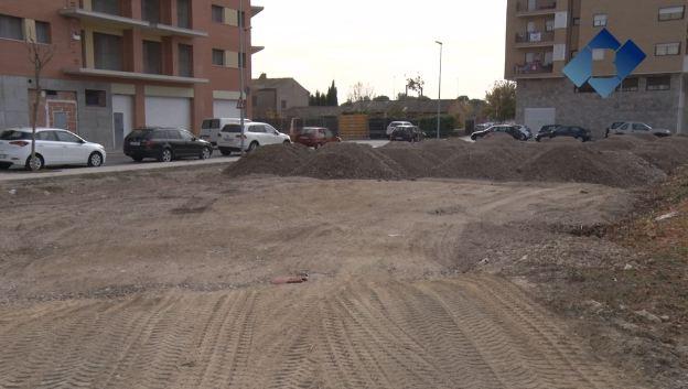Balaguer tindrà una nova zona pública de pàrquing
