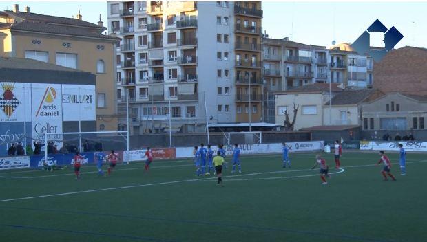 El CF Balaguer empata a casa contra el Vista Alegre