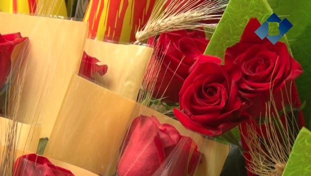 Diada de Sant Jordi a Balaguer