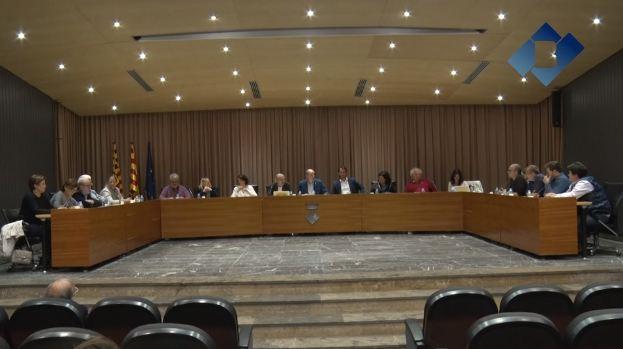 El ple de l'Ajuntament de Balaguer rebutja l'aplicació del 155