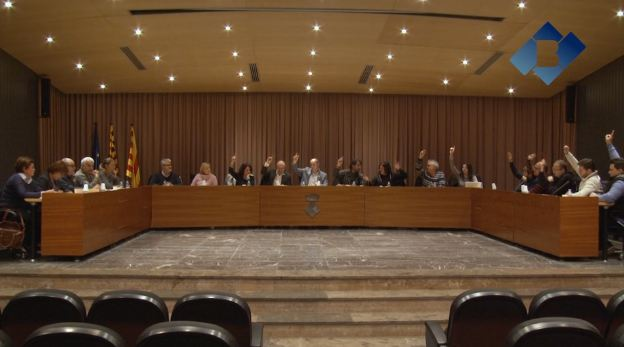 El Ple de l'Ajuntament de Balaguer aprova el refinançament d'un crèdit que suposarà l'estalvi de 90 mil euros