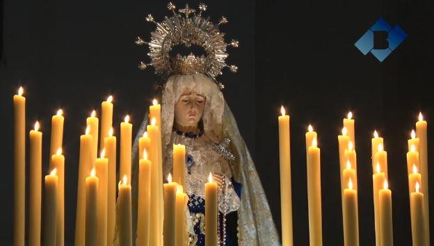 Processó del Sant Sepulcre de Divendres Sant a Balaguer