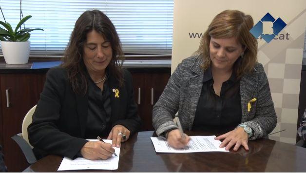 El Consell Comarcal signa l'acord amb la Direcció d'Igualtat per oferir un SAI a persones LGTBI