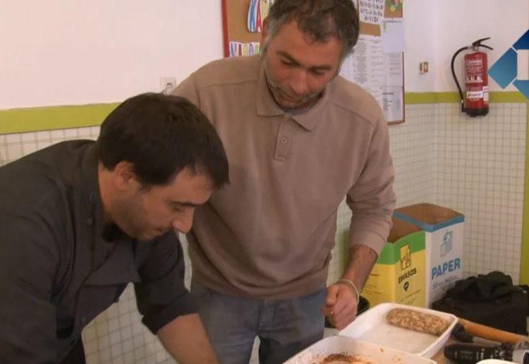 Fi del taller d'aprofitament alimentari del Banc d'Aliments de la Noguera