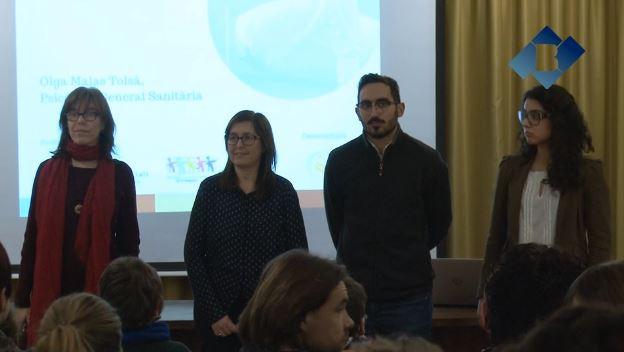 """El Consell Comarcal de la Noguera i ASPID Lleida tanquen el cicle """"Què s'amaga dins les pantalles?"""""""