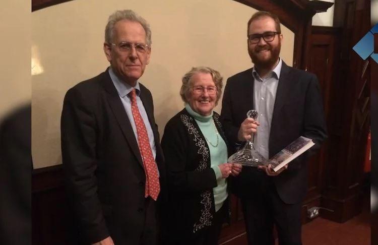 El balaguerí Francesc Mirada guanya el Cooling Prize