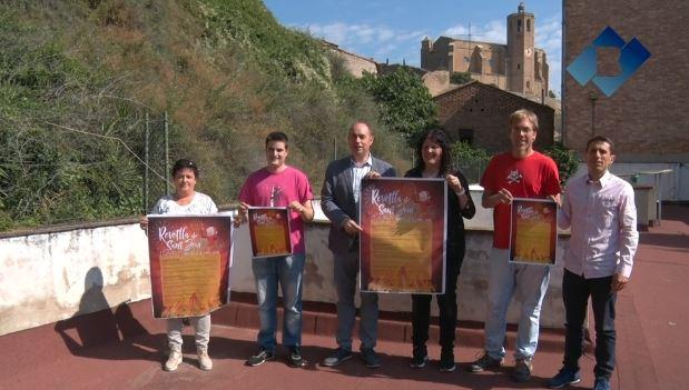 Balaguer celebrarà una revetlla de Sant Joan carregada de novetats per a tots els públics