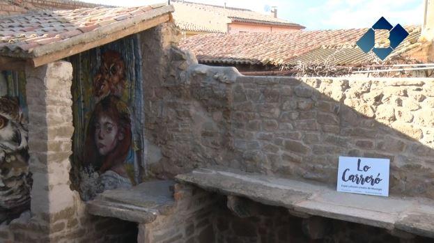 La periodista Sílvia Colomé publica 'La llegenda del Carreró' una novel·la basada en l'època medieval de Montgai