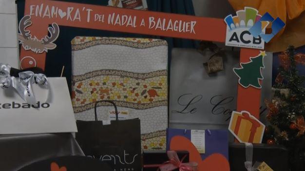 Èxit de la campanya 'Enamora't del Nadal a Balaguer'