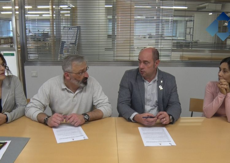 El Club Bàsquet Balaguer cedeix el seu fons documental a l'Arxiu Comarcal