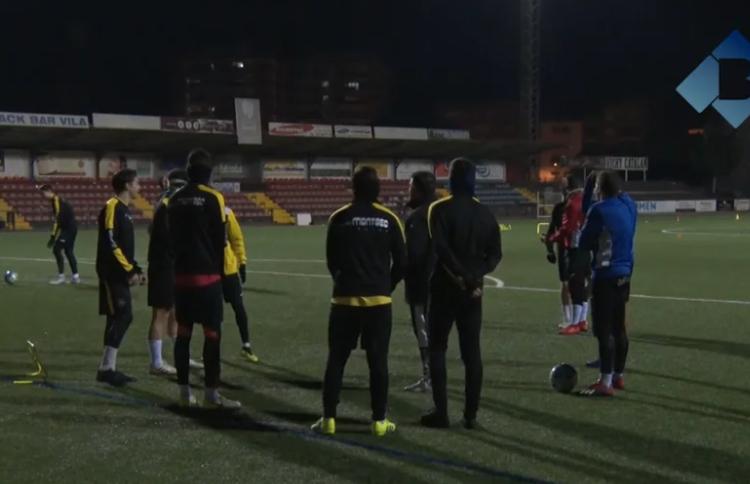 El CF Balaguer vol retrobar-se amb la victòria davant del CF Igualada